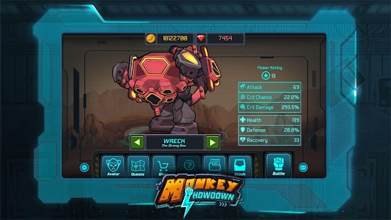 Monkey Showdown- screenshot thumbnail