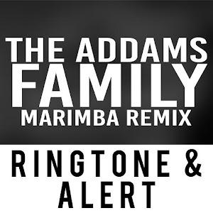 Cover art The Addams Family Marimba Tone