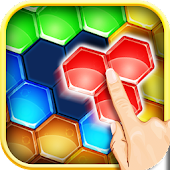 Hexa Puzzle! Fun Block Puzzle APK for Bluestacks