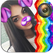 Snap Face Filters and Dog Face APK for Bluestacks