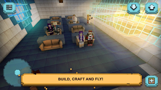 Plane Craft: Square Air For PC