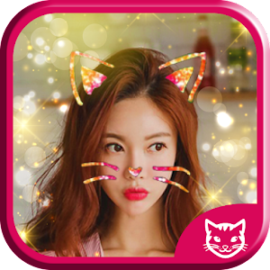 Cat face filters Photo&sticker