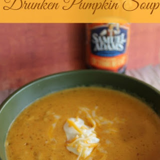 Drunken Pumpkin Soup