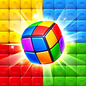 Toy Tap Fever - Cube Blast Puzzle For PC (Windows & MAC)