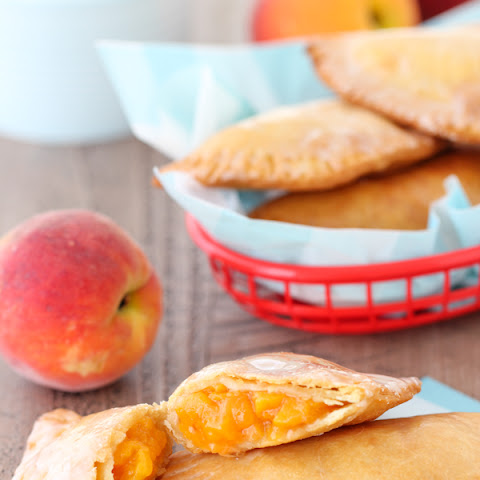 Peach Hand Pies (Fried)