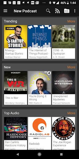 Podcast Addict screenshot 4
