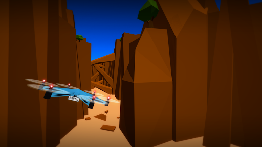 Drone Racer : Canyons
