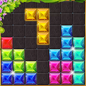 Block Puzzle Saga 2017 APK for Bluestacks