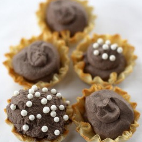 Chocolate-Filled Bites
