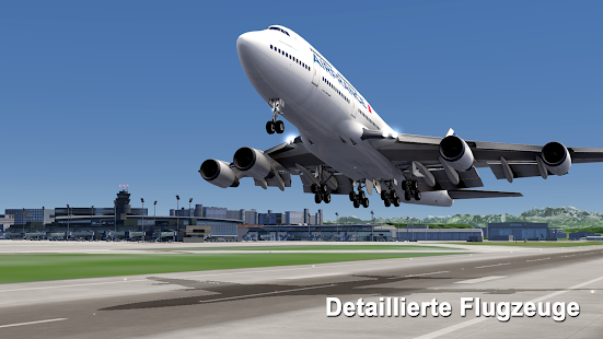 Aerofly 1 Flugsimulator Screenshot