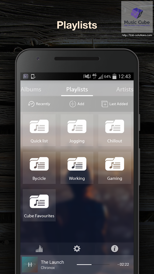 Music Cube - Pro Music Player Screenshot 7