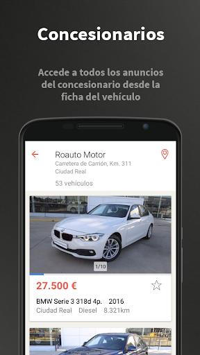 Coches.net - Compraventa de Coches de Ocasión screenshot 7