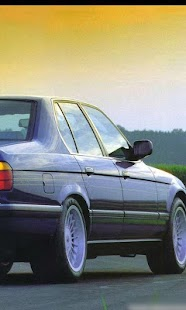 Wallpapers BMW Alpina B12 - screenshot
