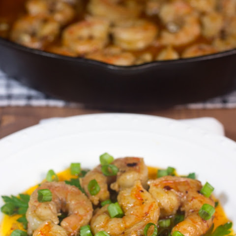 10 Minute Wild Shrimp With Paleo Coconut Sauce