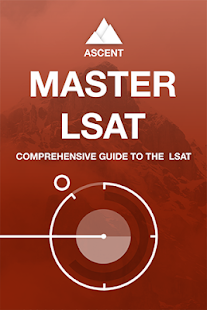 LSAT App - screenshot