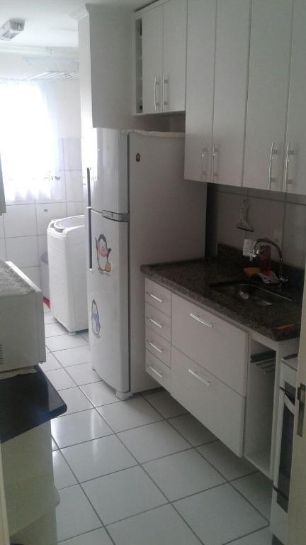 [Apartamento residencial à venda, Jardim Rosaura, Jundiaí.]