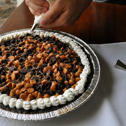 Coconut Chocolate Chip Cream Pie