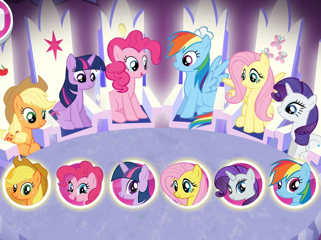 My Little Pony: Harmony Quest Screenshot 1