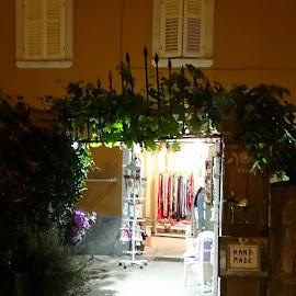 Shop in Rovinij by Patrizia Emiliani - City,  Street & Park  Markets & Shops ( rovinij, shop, croatia,  )