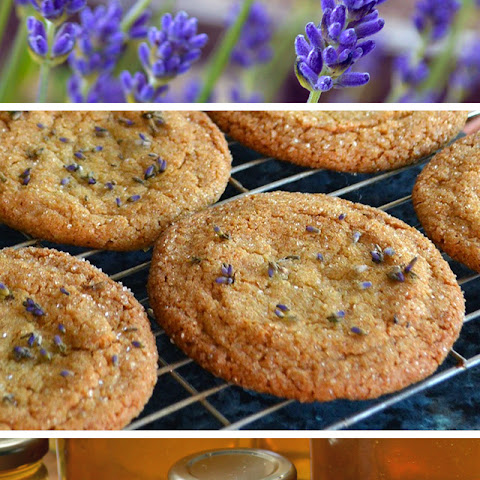 Lavender & Honey Cookie