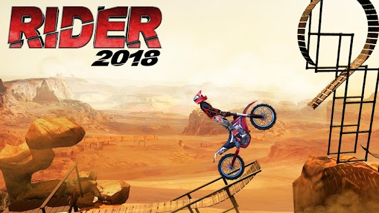 Rider 2018 - Bike Stunts