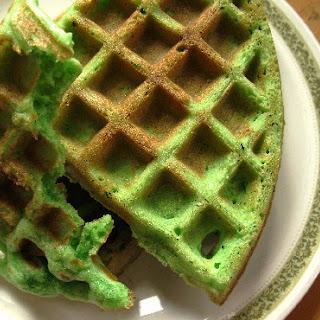 Waffles With Coconut Milk Recipes