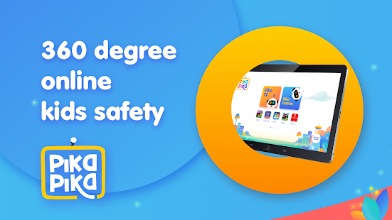 PikaPika -  Safe mode for kids & Parental Controls for pc