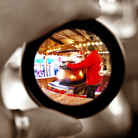 throught my eyes firepunch by Danny Charge - Public Holidays Christmas ( firepunch, through, wide, my, angle, eyes )