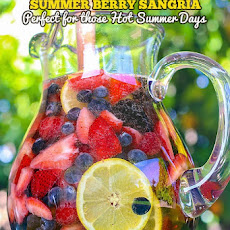 Summer Berry Sangria