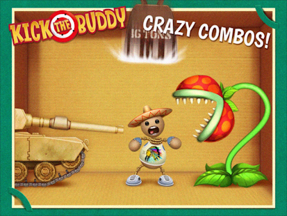 Kick the Buddy Für PC Windows & Mac
