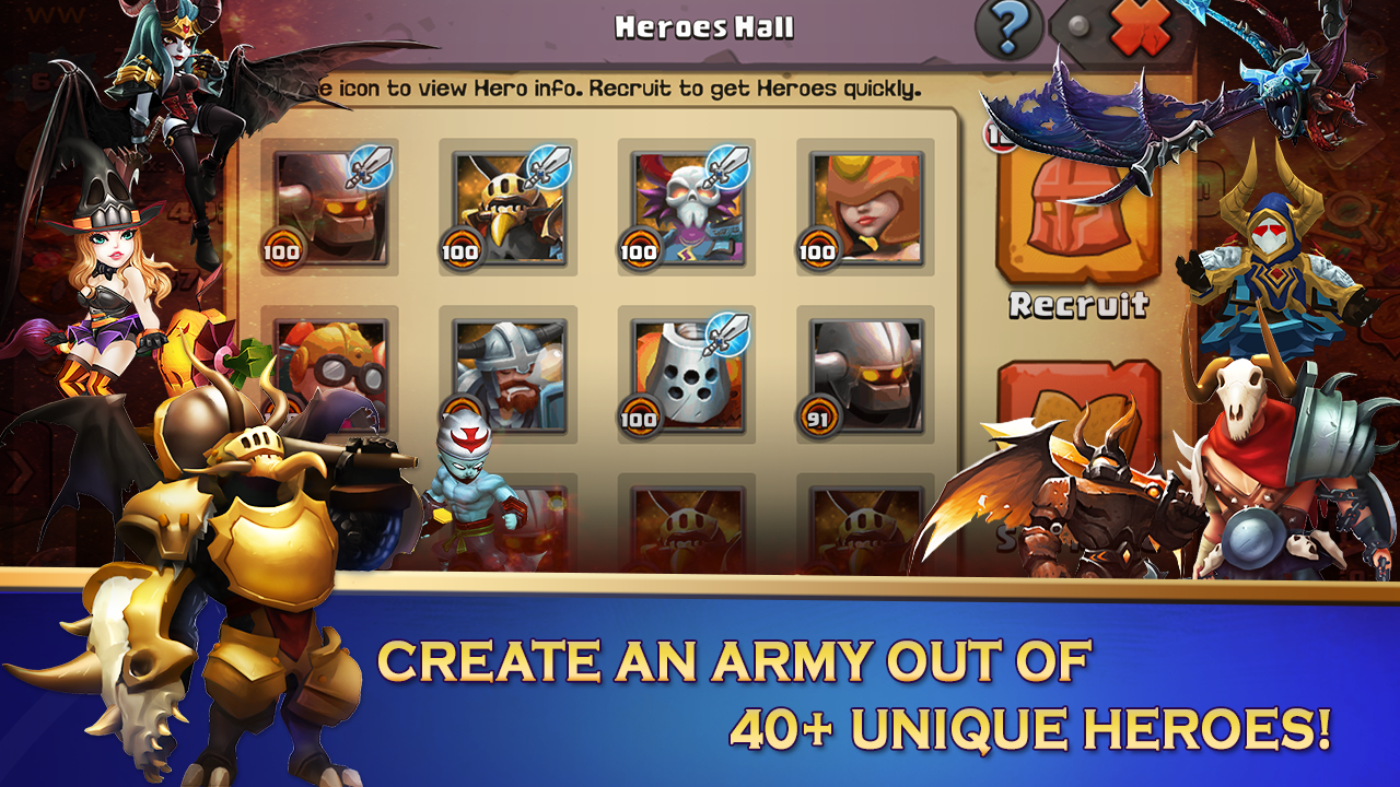 Clash of Lords 2 Screenshot 5