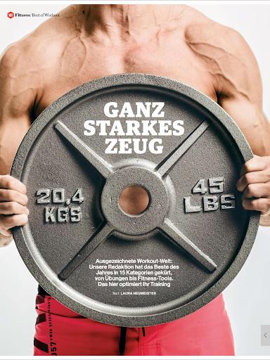 Men's Health Deutschland - screenshot