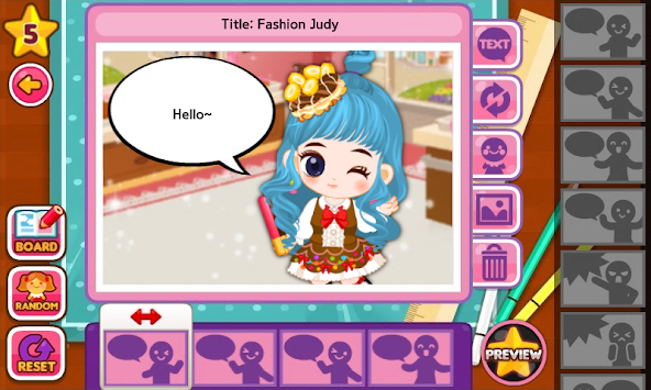 Fashion Judy Pepero Style Apk Free Casual Apps