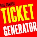 App Fake Concert Ticket Generator & Ticket Maker apk for kindle fire