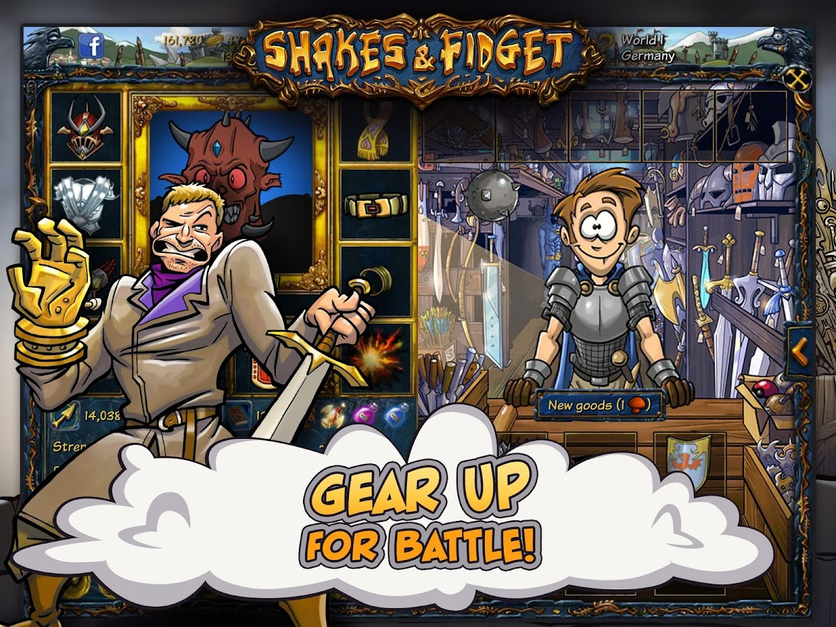Shakes and Fidget Screenshot 10