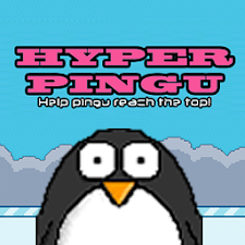 Hyper Pingu - Reach the top
