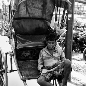 rishka wala by Sudip Chowdhury - People Street & Candids ( people )