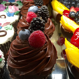 Cupcakes by Lope Piamonte Jr - Food & Drink Candy & Dessert