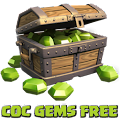 Gems For Coc Free: prank APK for Bluestacks