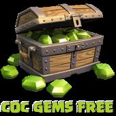 Free Gems For Coc Free: prank APK for Windows 8