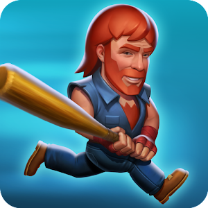 Nonstop Chuck Norris app for android