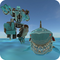 Robot Shark pour PC (Windows / Mac)
