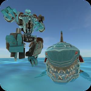 Robot Shark Online PC (Windows / MAC)