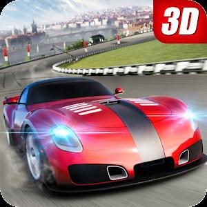 Cover art Rage Racing 3D