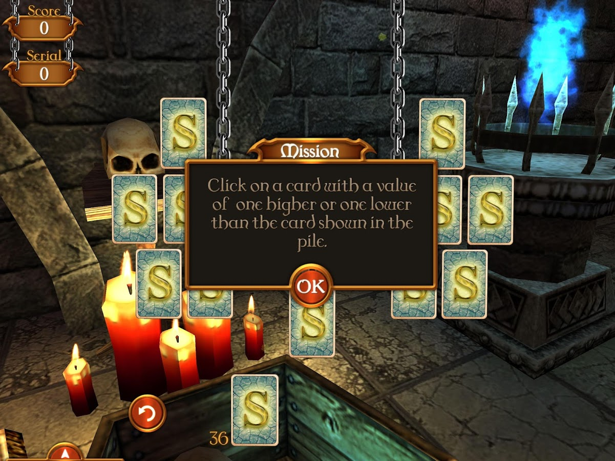 Solitaire Dungeon Escape 2 Screenshot 6