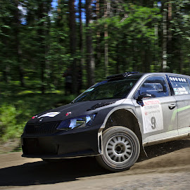 Autoglym rally by Simo Järvinen - Sports & Fitness Motorsports ( rally, car, racing, outdoor, action, sports, motorsport )