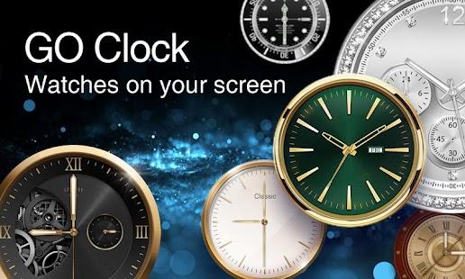 App GO Clock - Alarm Clock & Theme APK for Windows Phone
