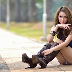 Winny by Agus Mulyawan - People Fashion