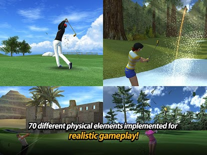 Game Golf Star™ apk for kindle fire