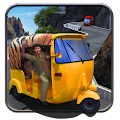 Tuk Tuk Hill Climbing 3D APK for Bluestacks